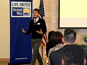Michael Shellabarger Emerging Leaders Training