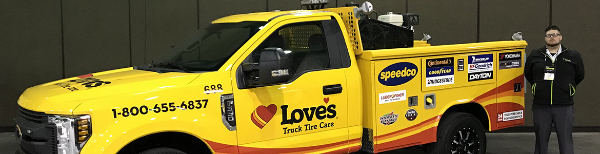 Careers with Speedco and Love's Truck Tire Care