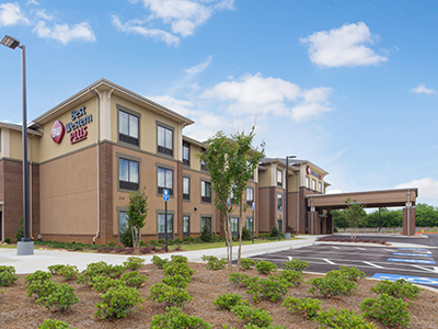 Love's Hospitality Summer Hotels - Tuscumbia, Alabama