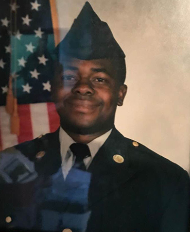 Derrick Collins Veteran's Day