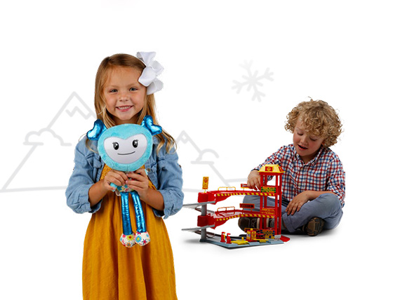 Buy Toys for Boys & Girls for Christmas at Love's Travel Stops
