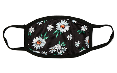 Daisy flower mask