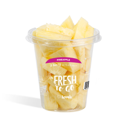 Fresh To Go Pineapple