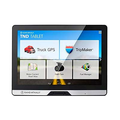 Rand McNally IntelliRoute TND80