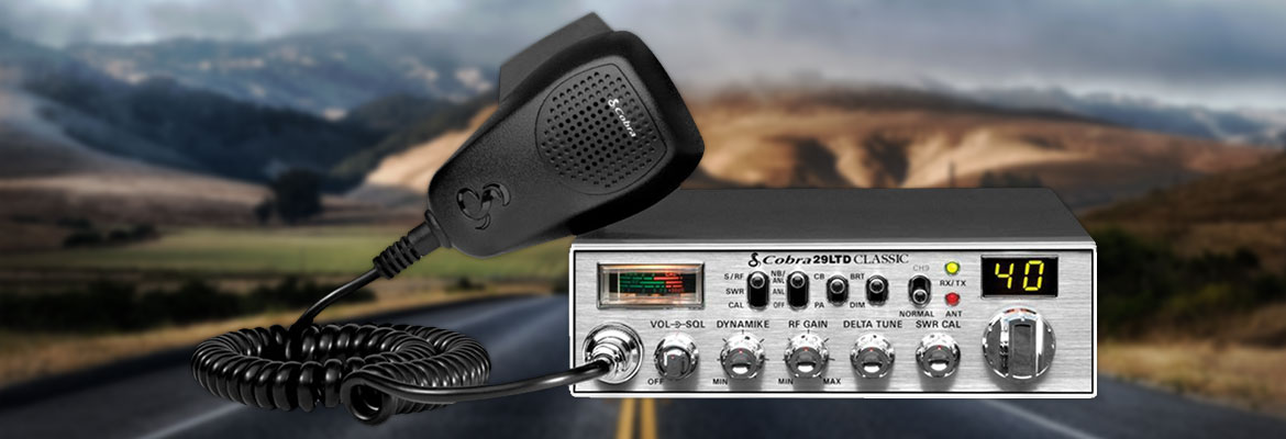 Purchase CB Radios at Love's