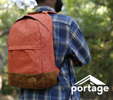 Love's Portage Bags