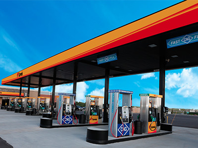 Love's Travel Stops CNG Pumps
