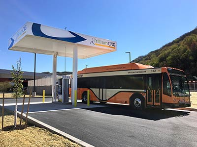 Trillium CNG Fueling Station