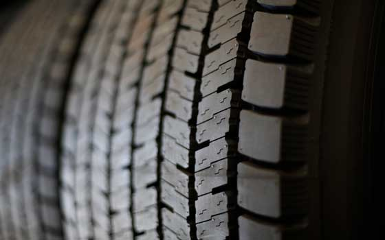 Purchase tires at Love's and Speedco on the go