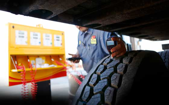 Keep your tires safe with TirePass