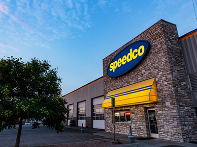 Speedco Location