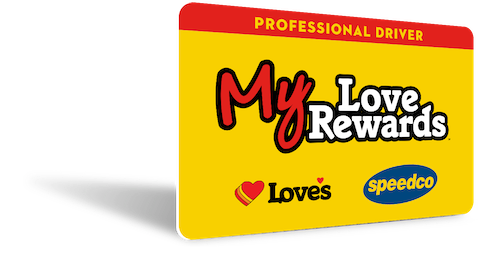 My Love Rewards Card