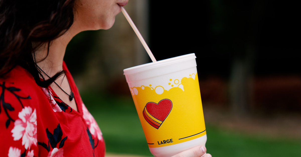 Love's celebrates National Iced Tea Day by giving customers a free drink
